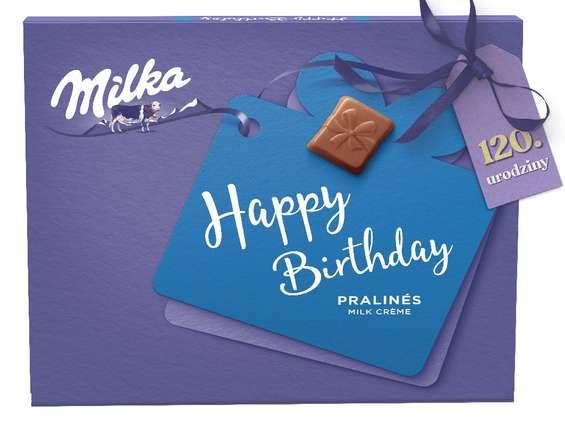 Milka świętuje 120. lat delikatności...