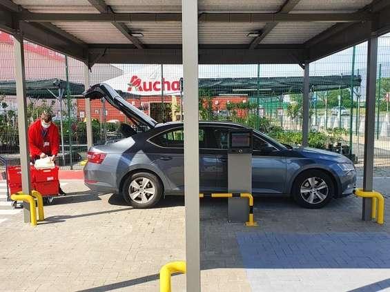 Auchan z usługą Auchan Drive