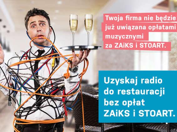 Web Radio wkracza do Polski