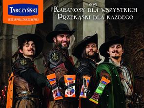 Tarczyński zaskakuje oryginalnym spotem