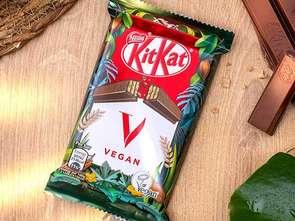 Premiera wegańskiego KitKata za progiem