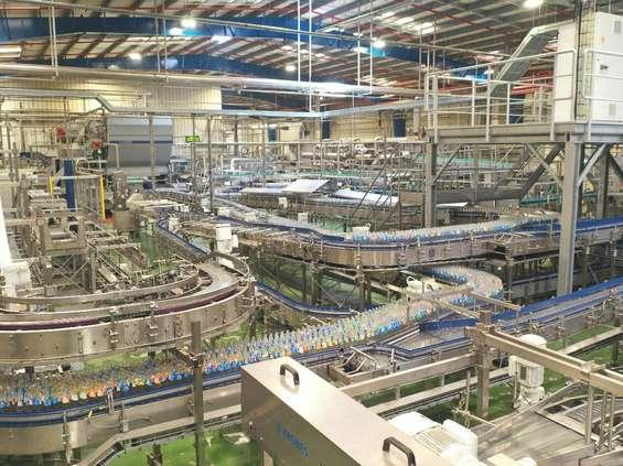 PepsiCo z nową linią do produkcji napojów szklanych