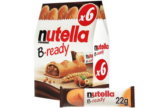 Ferrero Polska Commercial. Nutella® B-ready