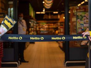 Kolejne Tesco zmieniają szyld na Netto
