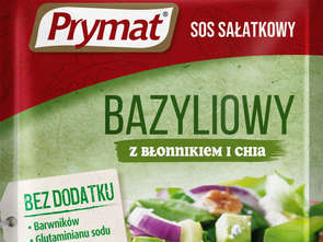 Prymat. Trzy nowe sosy sałatkowe