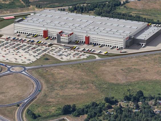 TJX Europe buduje w Polsce największe centrum dystrybucyjne