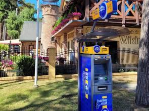 Euronet z rekordową liczbą sezonowych bankomatów