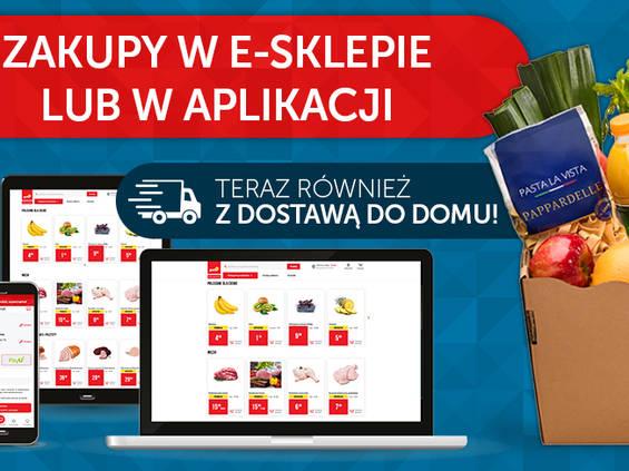 Polomarket poszerza usługę dowozu e-zakupów
