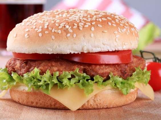 Gotowy posiłek to zwykle fast food