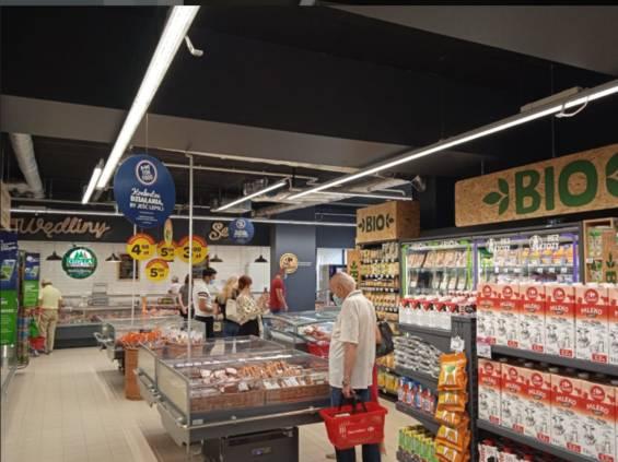 Carrefour stworzył nowy format miejskich sklepów