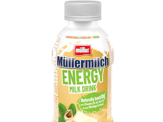 Müller. Müllermilch Energy