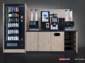 SelfMaker: punkt gastronomiczny w automacie