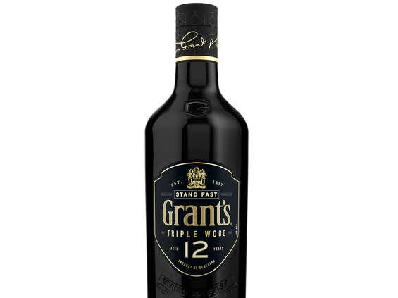 Nagradzana 12-letnia whisky Grant's