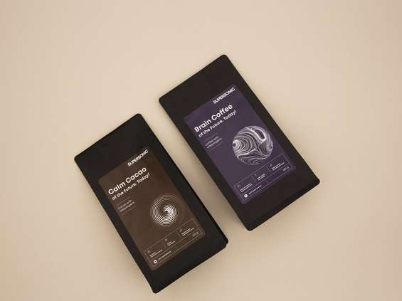 Supersonic Food. Funkcjonalna kawa i kakao