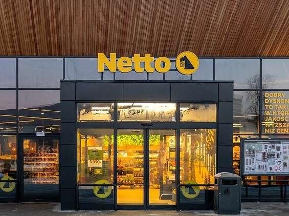 Kolejne Tesco zmieniły szyld na Netto