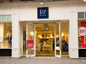 Sieć Gap zamyka wszystkie sklepy stacjonarne