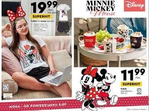 Mickey i Minnie zawitają do Biedronki