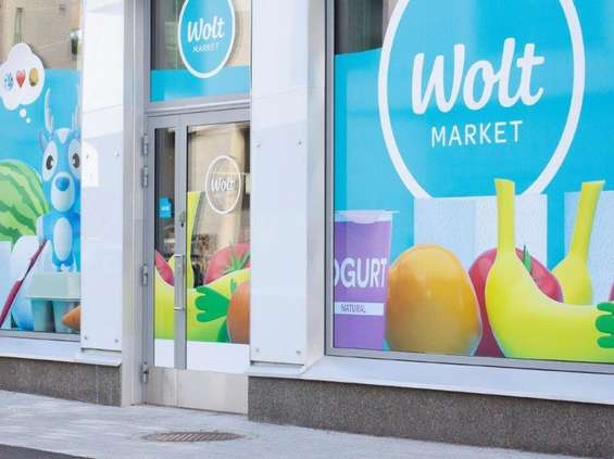 Wolt wchodzi w dark store