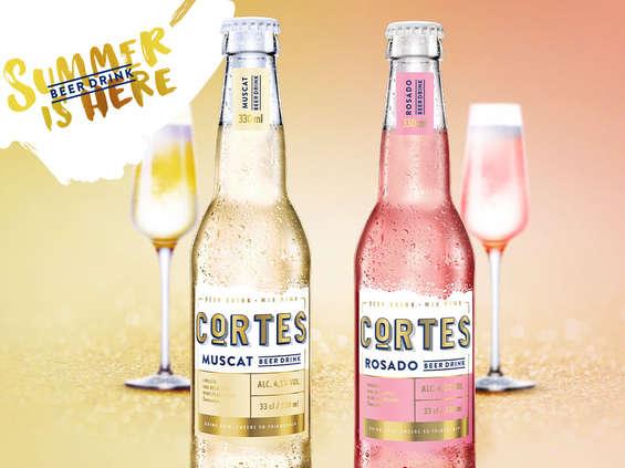 Dwa nowe warianty piwa Cortes