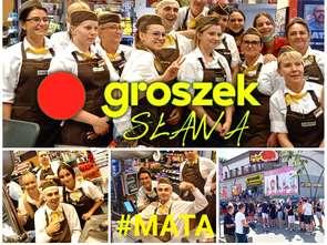 Raper Mata sprzedawał w Groszku swoją płytę