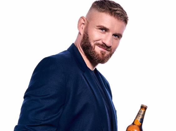 Jan Błachowicz ambasadorem piwa Noszak