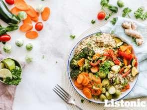 Listonic: zdrowie na talerzu