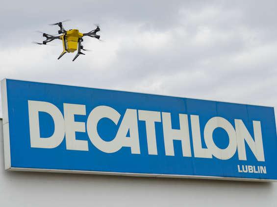 Drony testowo tak, w praktyce - nie