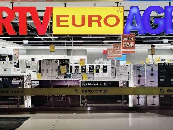 RTV Euro AGD otwiera outlet. To kolejna sieć z tym formatem