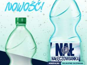 Nestlé Waters. Nałęczowianka 1 l