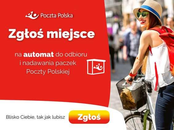 Poczta Polska pracuje nad budową automatów