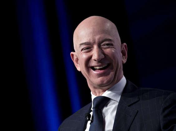 Twórca Amazona leci w kosmos. I to dosłownie!