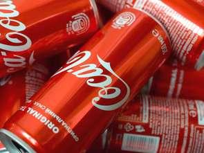 Zyski Coca-Coli wystrzeliły