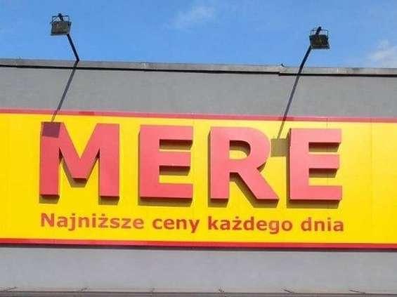 Przybywa Mere w Polsce