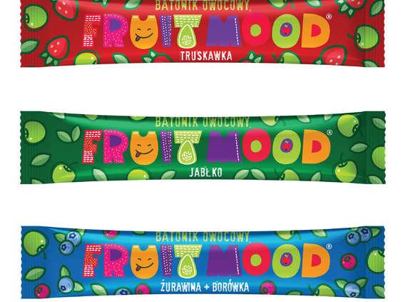 Sofio. Batoniki owocowe Fruit Mood
