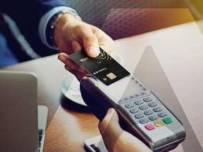 Pierwsza bezstykowa biometryczna karta płatnicza