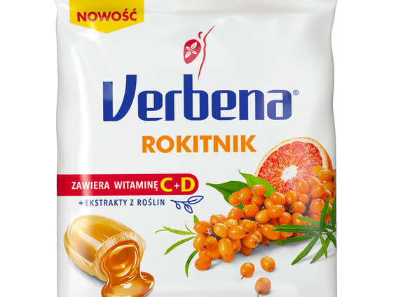 I.D.C. Polonia. Verbena cukierki ziołowe