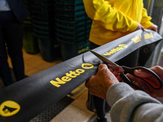 Już 50 sklepów Netto otwartych w miejsce Tesco