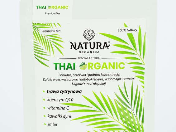 Natura Organica. Herbata Thai Organic