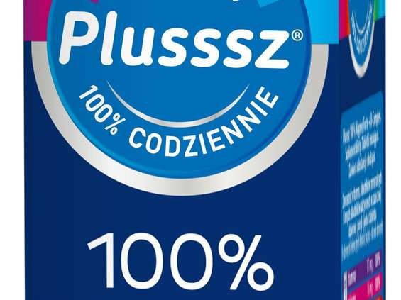 Polski Lek. Plusssz 100% Magnez Forte + B-Complex