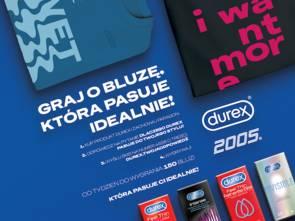 Durex ruszył z konkursem