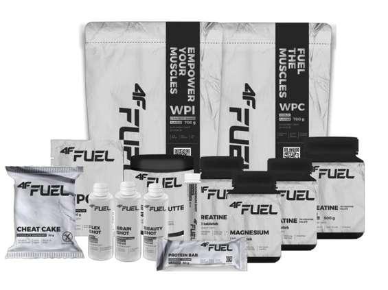 OTCF. 4F Fuel