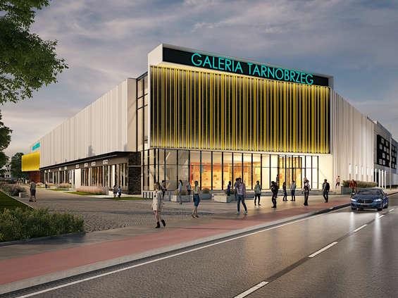 Galeria Tarnobrzeg ma pozwolenie na budowę