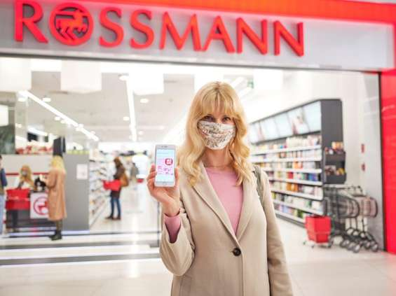 Rossmann testuje Scan&Go