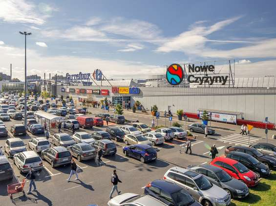 Klienci centrów Newbridge wydają więcej niż przed pandemią