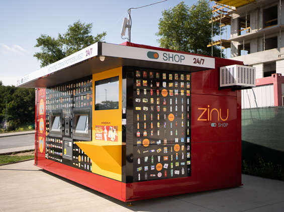 Zinu Shop rezlizuje plany rozwoju