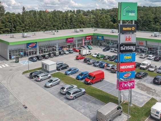 W Małopolsce pojawiła się nowa sieć parków handlowych