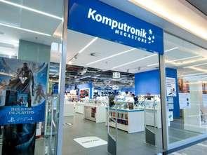 Komputronik otwiera nowe sklepy poza galeriami