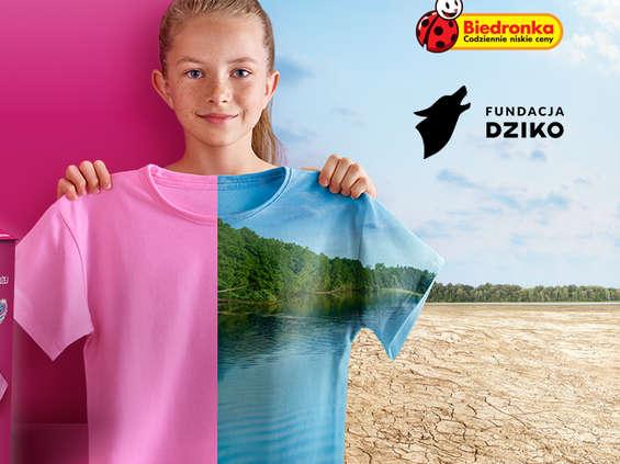 Setki różowych kontenerów staną w Biedronkach
