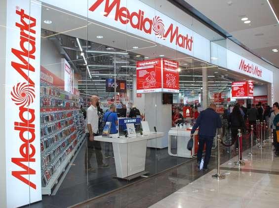MediaMarkt zamknął kolejne sklepy