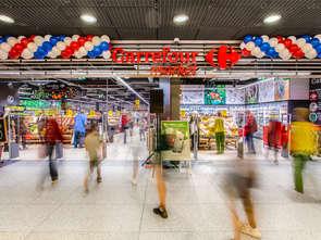Ruszył Carrefour Market w Starym Browarze